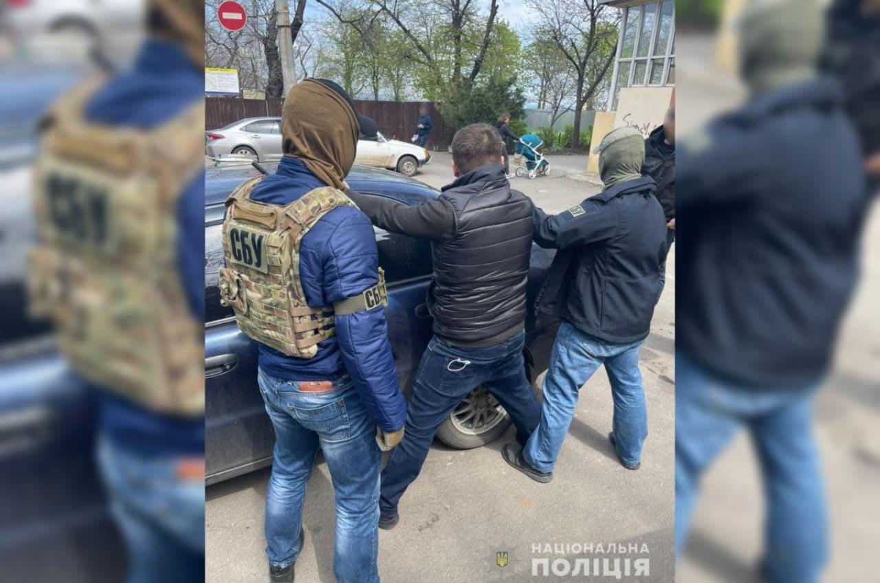 В Одессе на взятке 800 долларов задержали сотрудника Госпотребслужбы (фото) «фото»