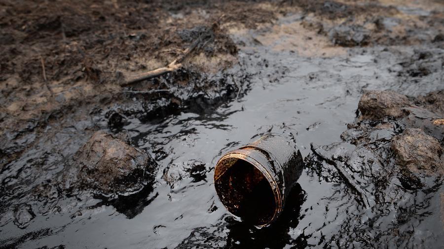 Одесские нефтяники заплатят больше миллиона за загрязнение «фото»