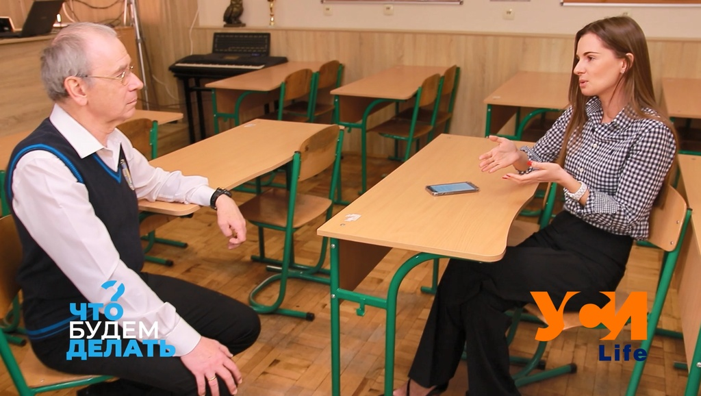 Павел Виктор в программе «Что будем делать?» с Ольгой Ермоленко (тизер) «фото»