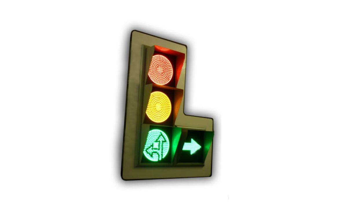 В Одессе закупают современные светофоры с информационным табло за 1,3 млн грн (аудио) «фото»