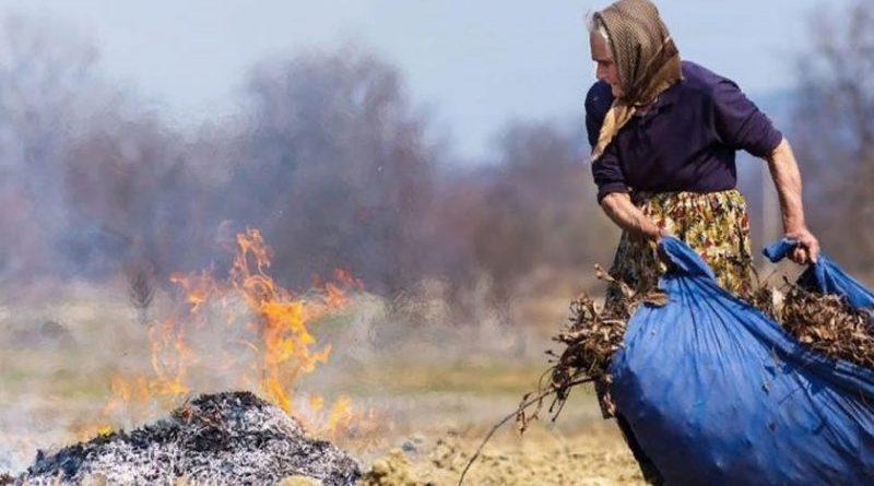 В Одесской области пожилая женщина получила смертельные ожоги «фото»