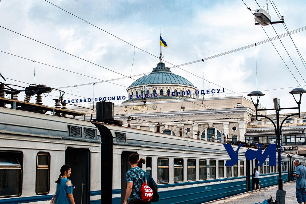 В Одессу запустят дополнительные поезда на Пасху «фото»