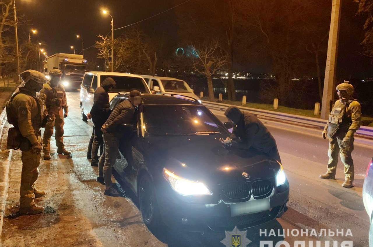 В Николаеве попалось трио квартирных воров из Одессы (фото, видео) «фото»