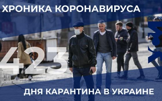 Пандемия: в Одесском регионе 25 летальных за сутки «фото»