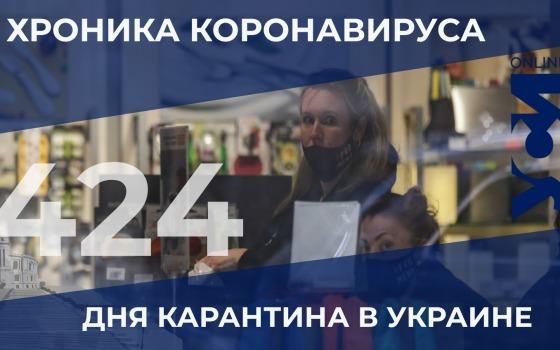 COVID-19: Одесская область — в лидерах по количеству инфицированных «фото»