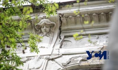 Руины в самом сердце Одессы: памятник национального значения вот-вот рухнет (фото) «фото»