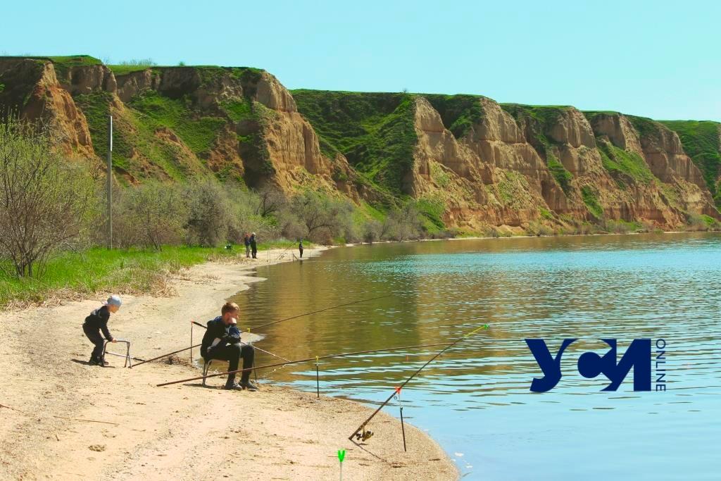 Путешествие к крутым берегам: живописные виды Роксолан (фото) «фото»