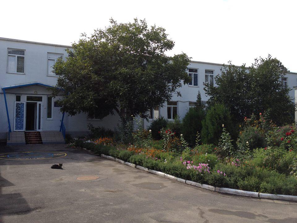 Территорию одесской школы для слабовидящих детей благоустроят за 1,4 миллиона «фото»