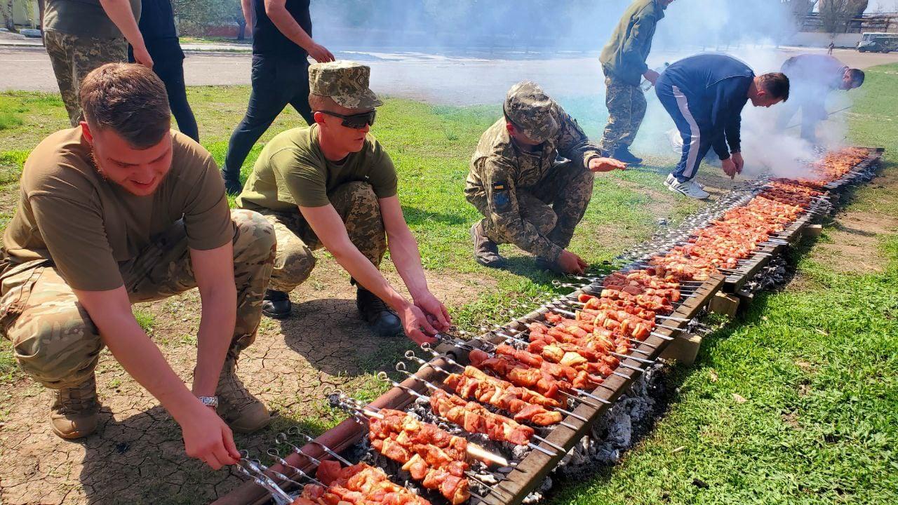 Украинские военные установили неожиданный рекорд (фото) «фото»