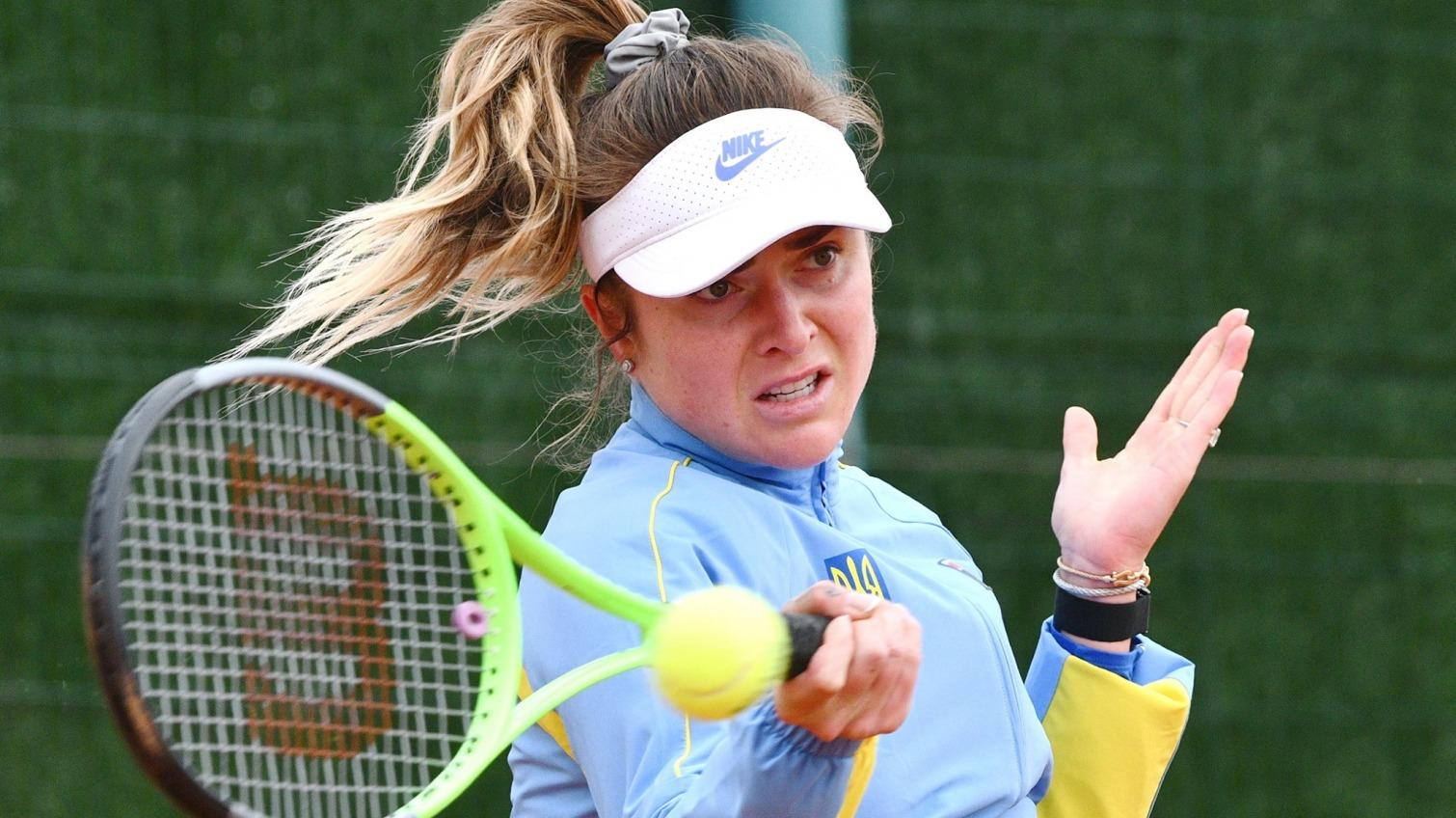 Одесситка Свитолина одержала первую победу на турнире в Риме «фото»