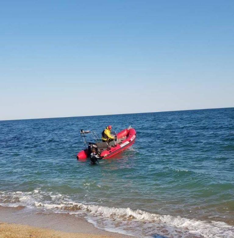 В Одессе спасатели ищут мужчину, исчезнувшего в море на 16-й Фонтана «фото»