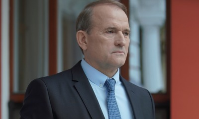 Суд отправил Медведчука под домашний арест «фото»