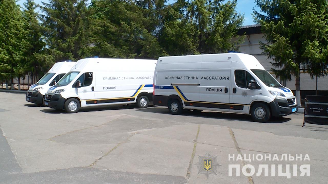 Одесские следователи получили «лабораторию на колесах» (фото, аудио) «фото»