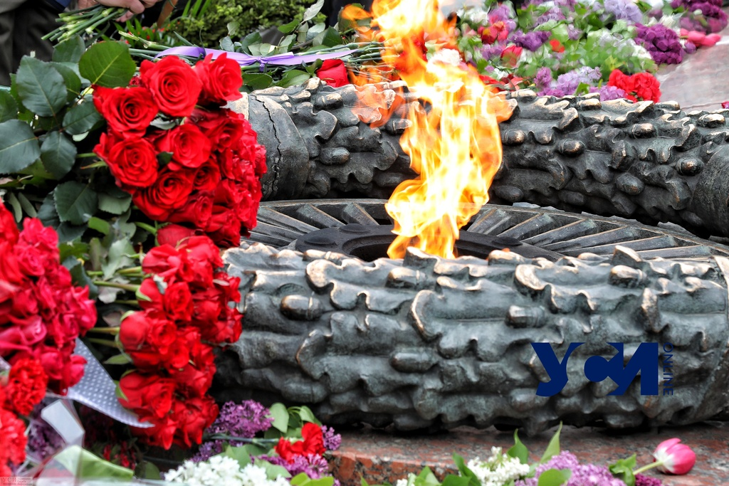 Памятные дни 8 и 9 мая в Одессе: запрет парковки, возложения цветов, фейерверк (программа) «фото»