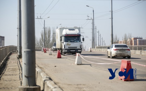 Габаритные ворота на Ивановском мосту могут установить уже в июне «фото»