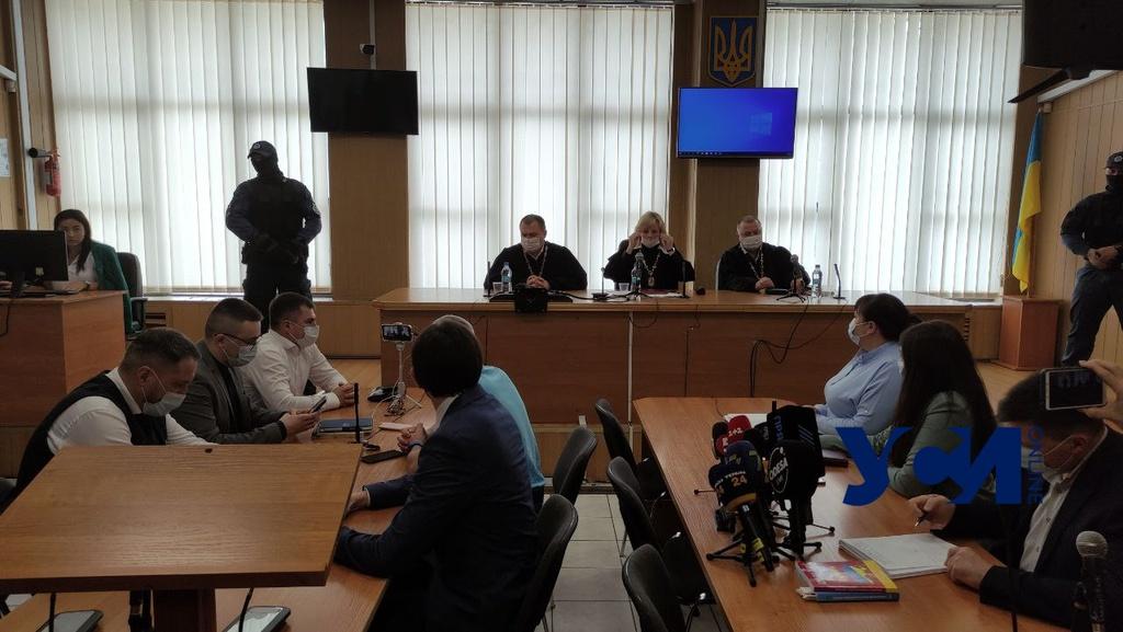 Дело Стерненко: апелляция должна огласить решение «фото»