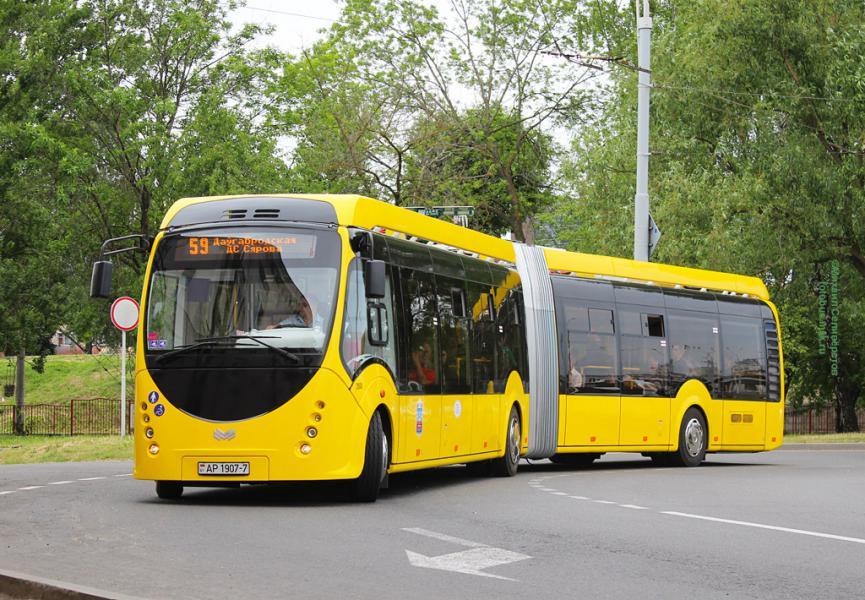 Одесса заказывает шесть электробусов с кондиционерами по 11,5 миллионов (аудио) «фото»