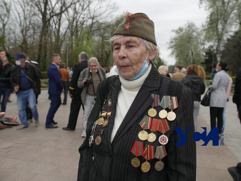 В Одесской области осталось 410 участников боевых действий Второй мировой «фото»