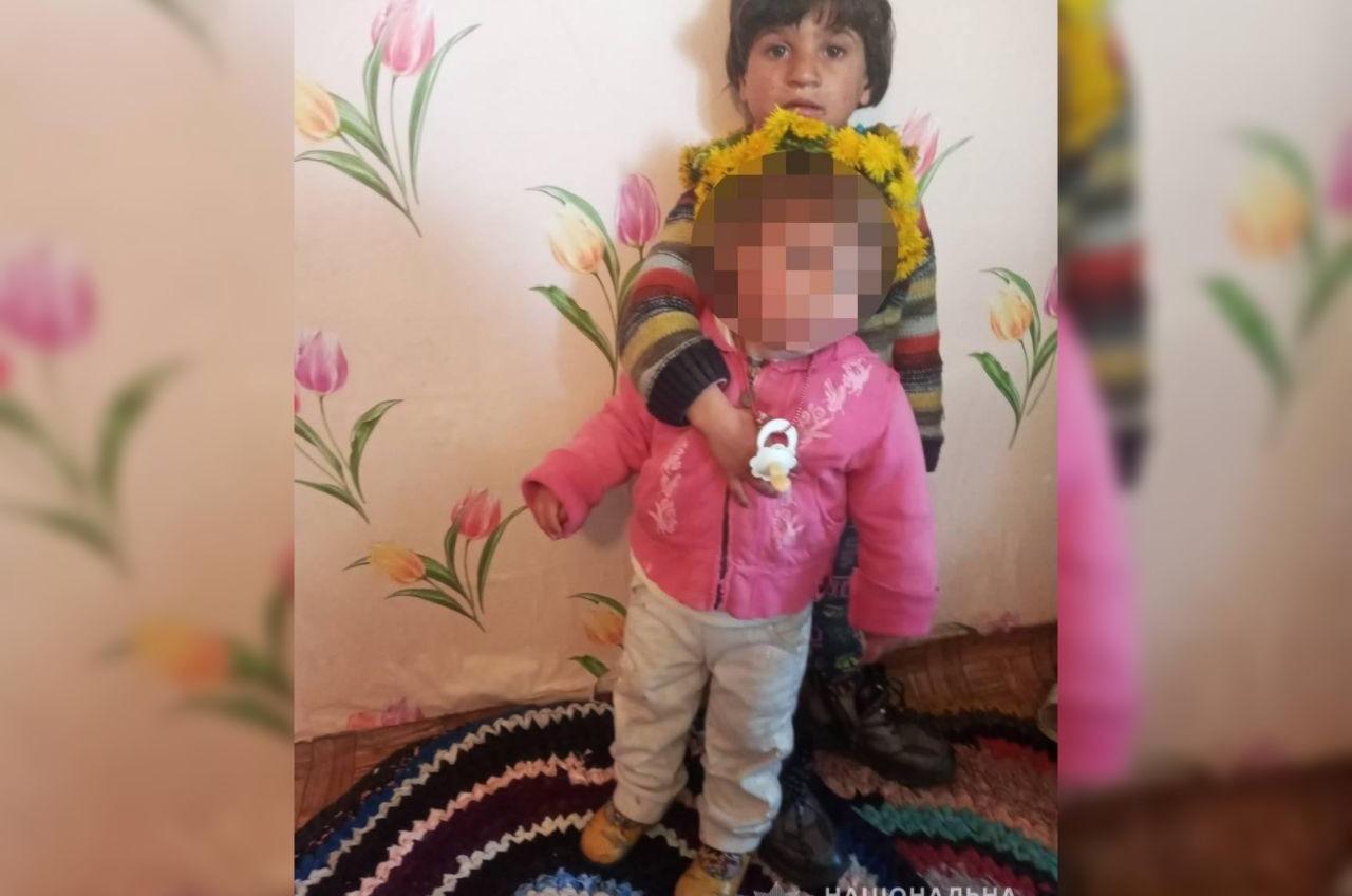 В Березовском районе ищут пропавшую 4-хлетнюю девочку (фото) ОБНОВЛЕНО «фото»