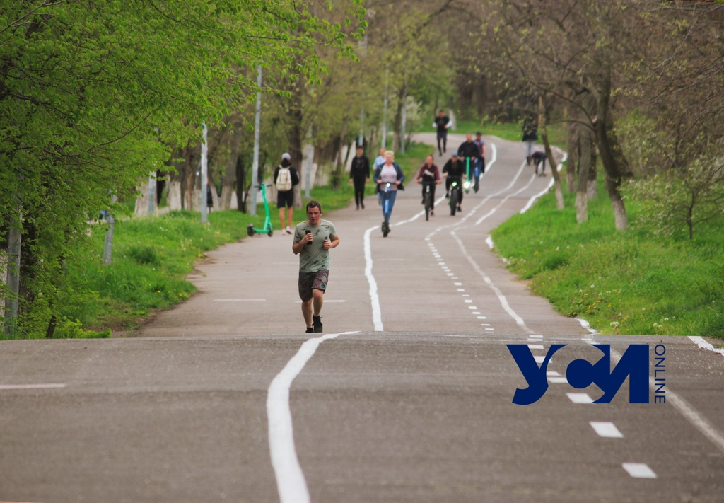 Длинные выходные: прогулка по Трассе здоровья и побережью после праздников (фото) «фото»