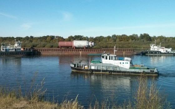 Неожиданно: «Белорусское морское пароходство» хочет перевозить металл через Одессу «фото»