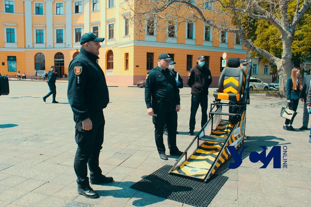 Пристегнись: в Одессе каждый может пройти краш-тест (фото, видео, аудио) «фото»