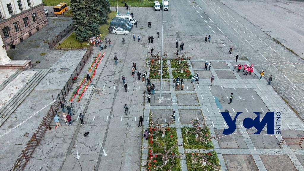 2 мая в Одессе: как это было (видео) «фото»