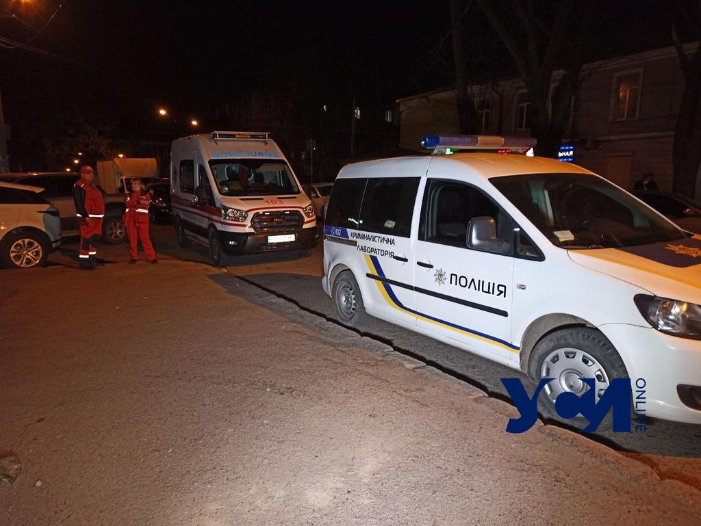 В центре Одессы к газовой трубе примотали гранату (фото, видео) Обновлено «фото»