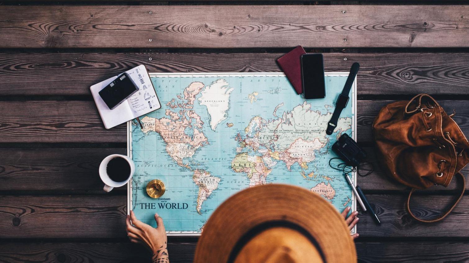 В 2021 году уже более 2 миллионов украинцев побывали за границей: топ направлений «фото»