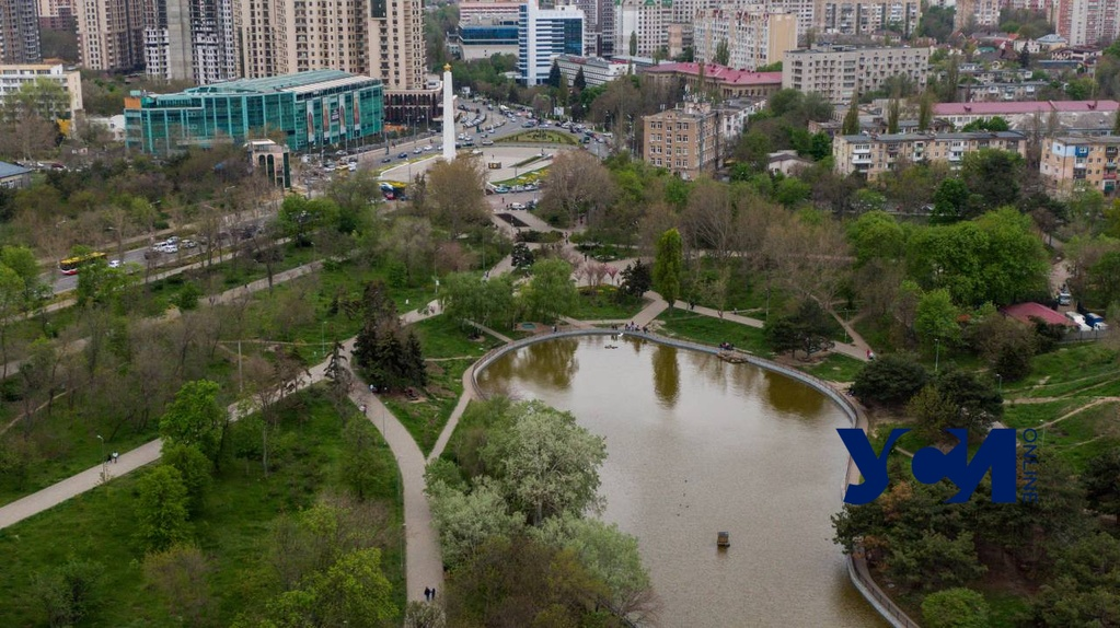 Парк Победы в Одессе: история и современность (видео, фото) «фото»
