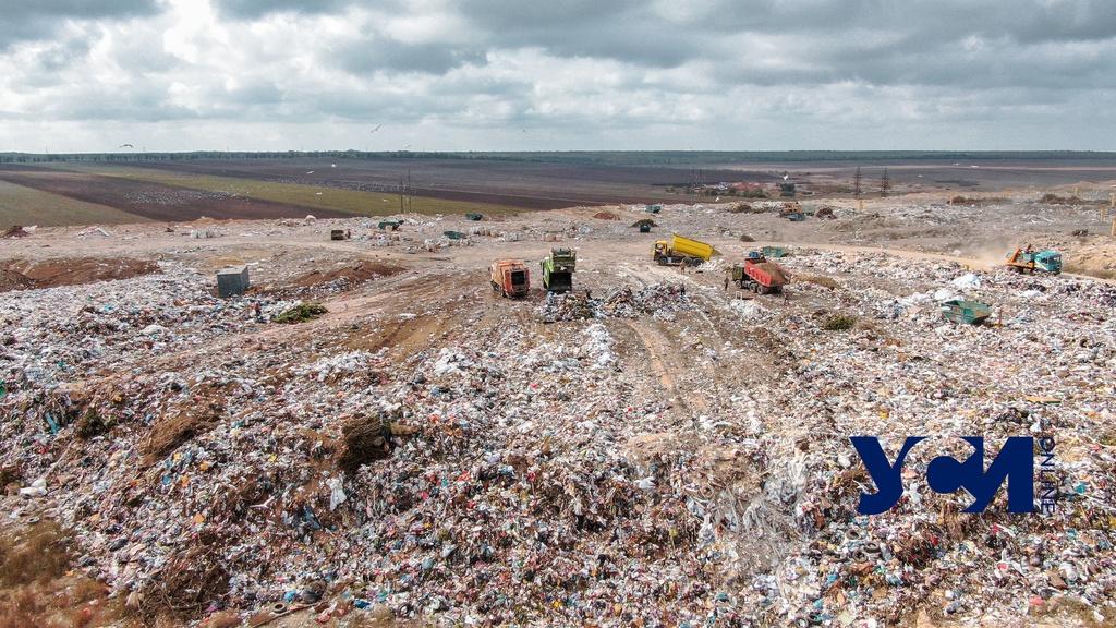 Одесская область тонет в мусоре – экологи «фото»