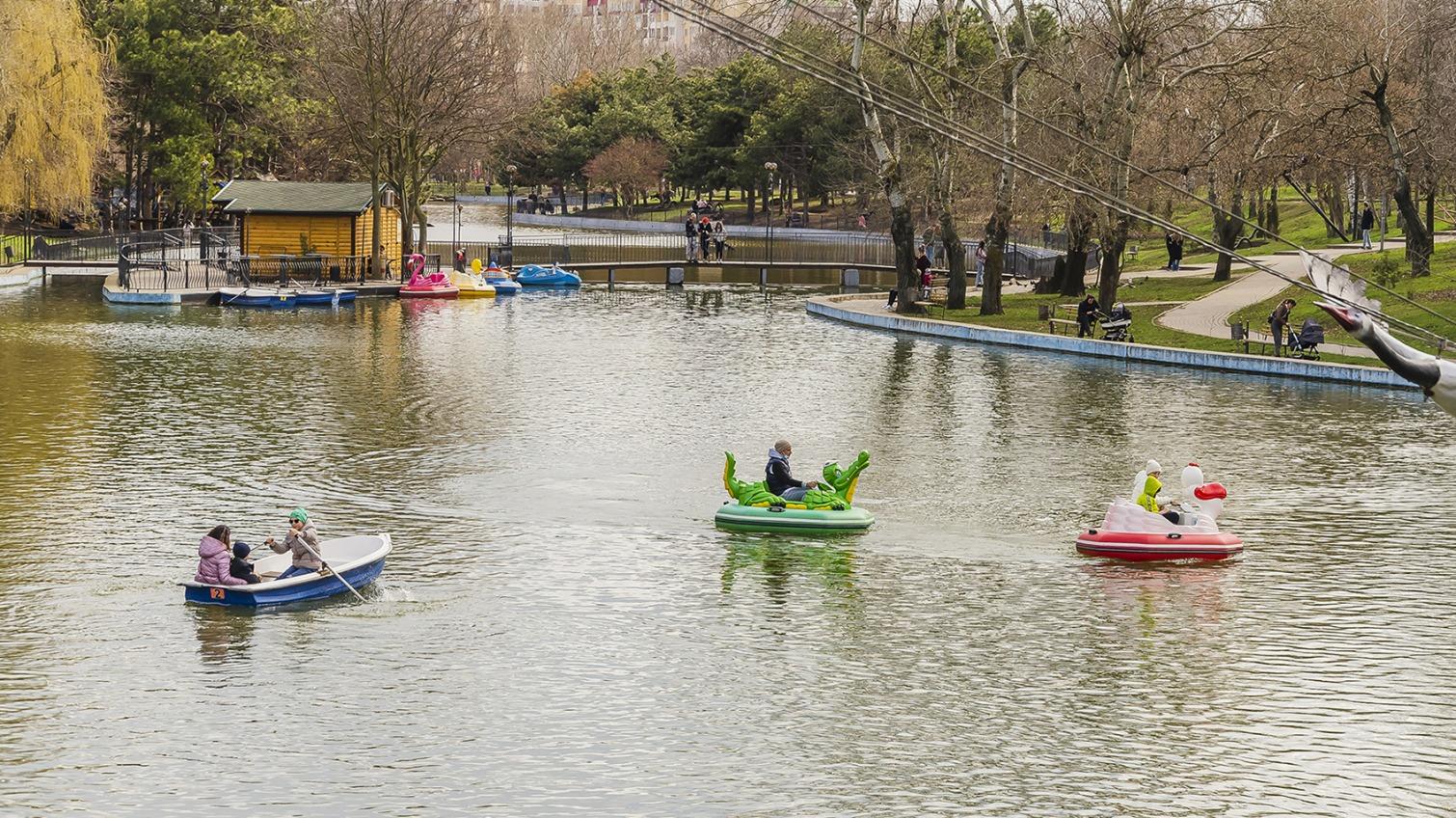 Несостоявшийся зоопарк, дендропарк, «Голопузовка» – что известно о прошлом парка Победы (фото) «фото»