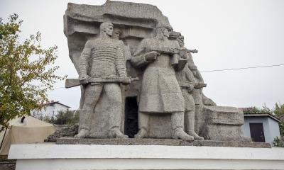 Памятники и памятные места о войне: где их искать в Одессе «фото»