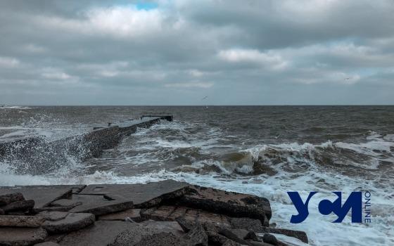 Штормовое предупреждение: в Одессе скоро ожидается гроза «фото»