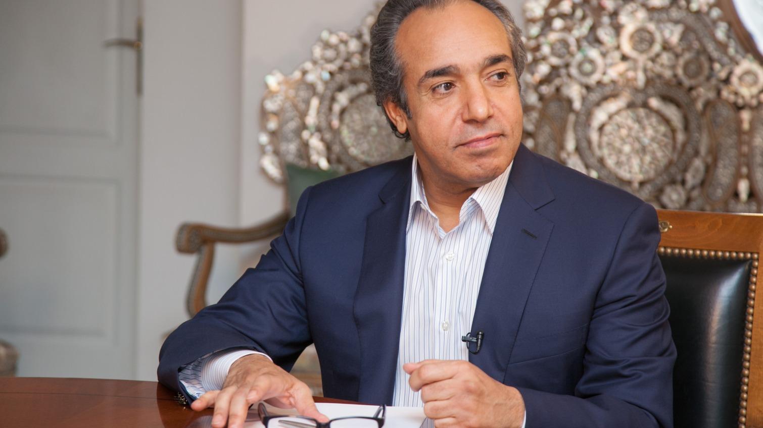 Самым богатым одесситом признан основатель компании «Kadorr Group» Аднан Киван, – Forbes «фото»