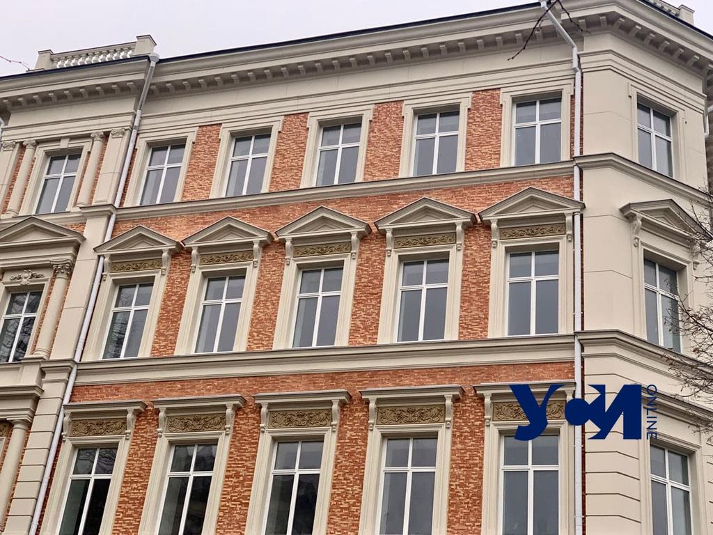 Дом-памятник на Дерибасовской снова ждет ремонт за 17,3 миллиона за счет города (фото) «фото»