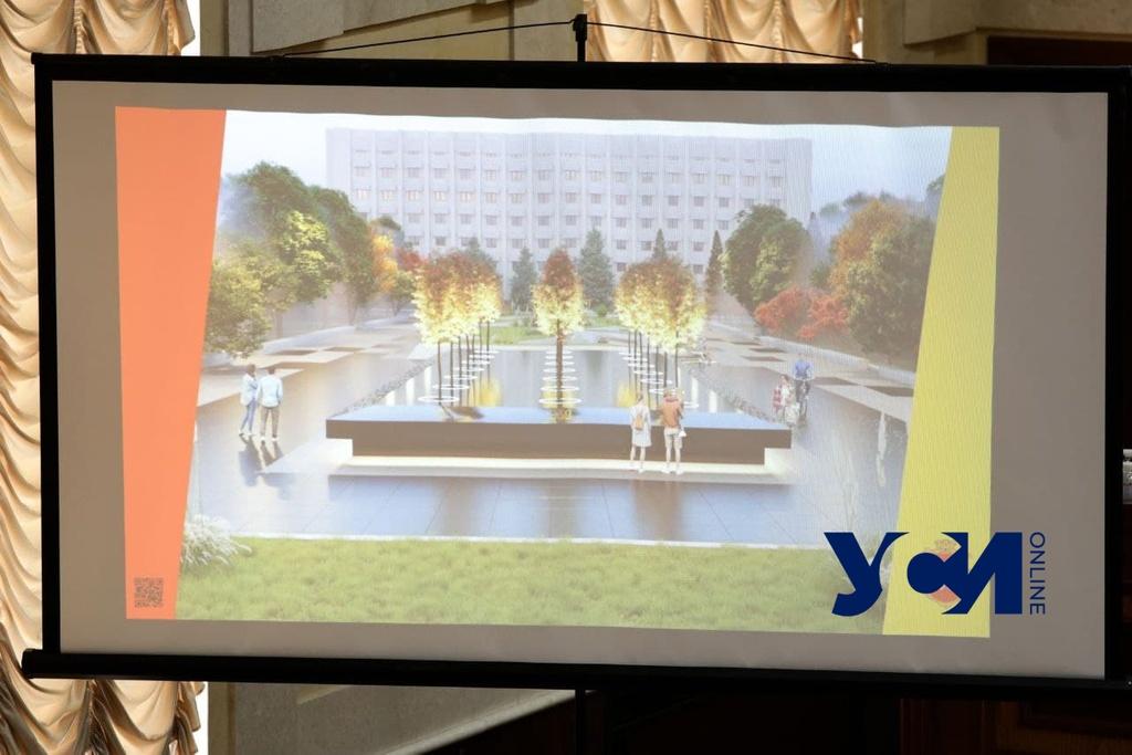 Сквер Небесной Сотни: первый этап реконструкции обойдется в 56 миллионов (аудио) «фото»