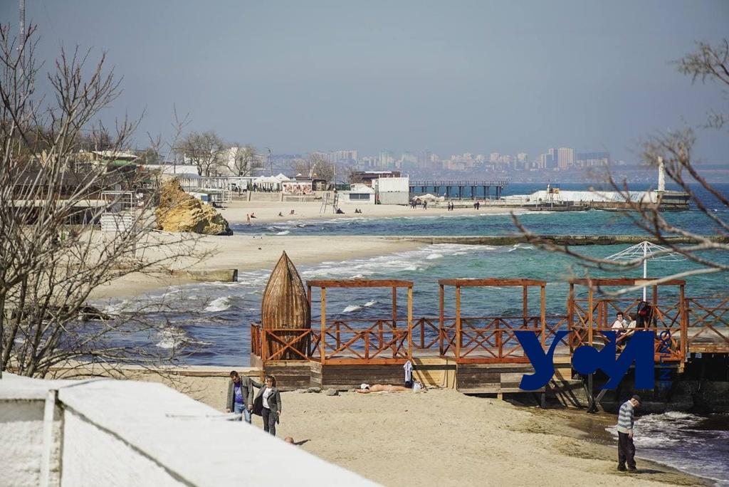 Одесситов ждет теплый понедельник без дождей «фото»
