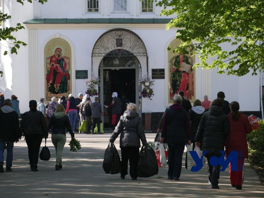 Как проходят поминальные дни в Одессе (фото) «фото»