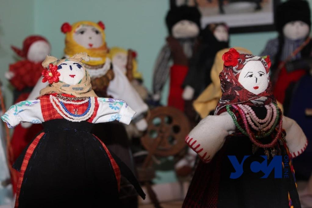В Одессе проходит выставка аутентичных кукол региона (фото, аудио) «фото»