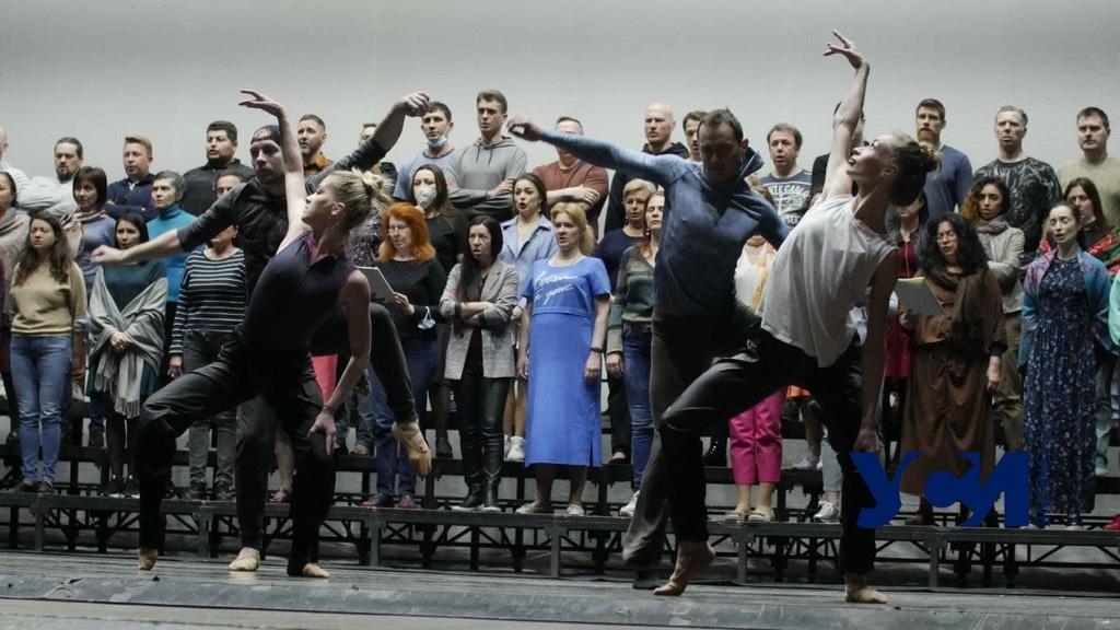 «Одесса прогремит на интернациональном уровне»: в Оперном театре поделились ближайшими планами (фото, видео) «фото»
