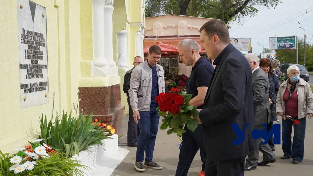 В Одессе почтили память жертв сталинского режима (фото) «фото»