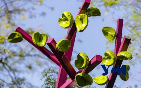 В Греческом парке уже скоро появится новый арт-объект (фото) «фото»