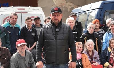 Пенсионеры переехали в новый приют и благодарят одесситов за помощь (видео) «фото»