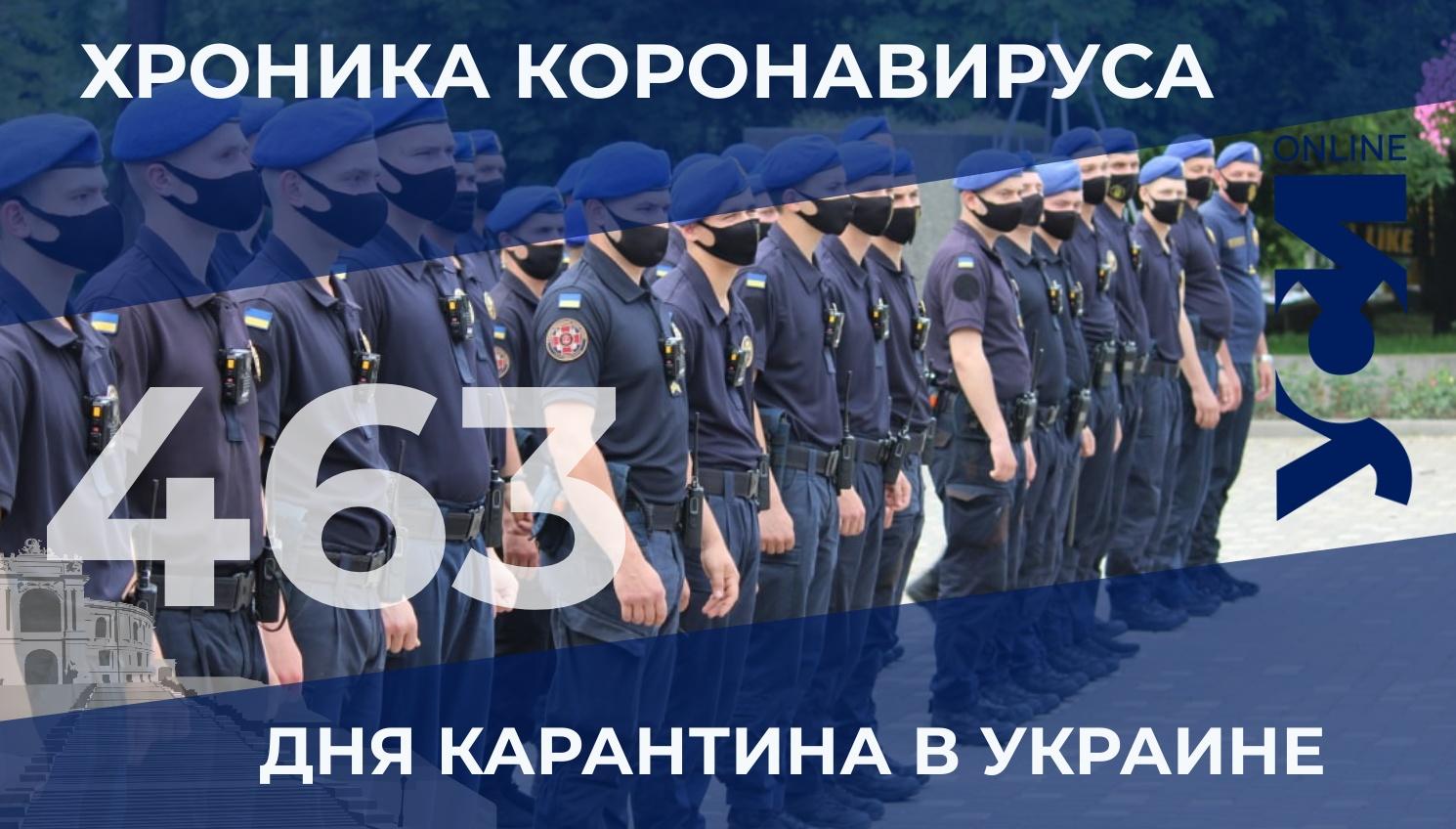 Пандемия: в Одесском регионе 4 летальных за сутки «фото»