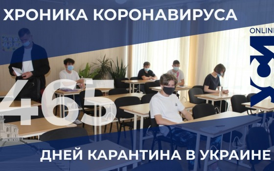 В Одесской области COVID-19 за сутки подтвердили у 33 человек «фото»