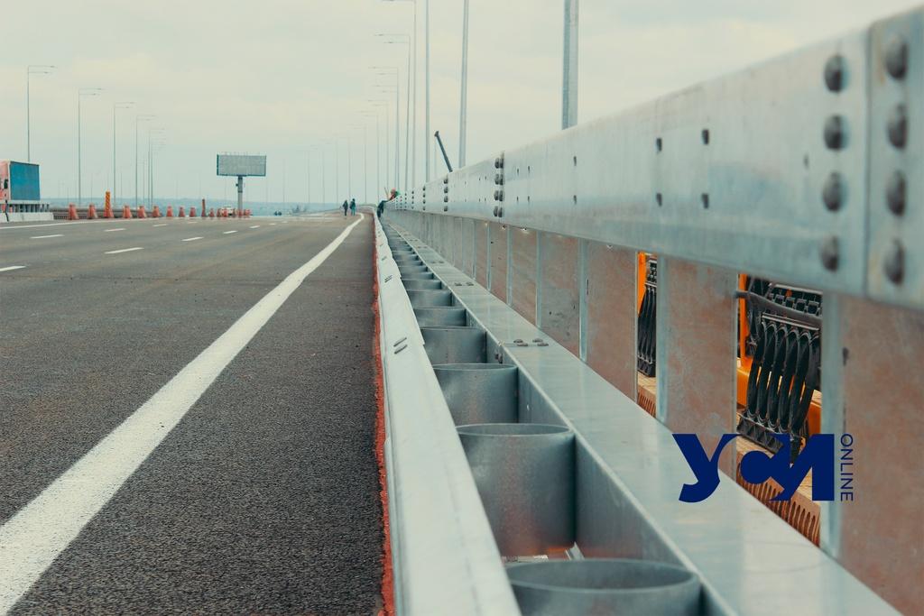 Из-за установки весов ночью движение через Хаджибейский мост заблокируют (схема) «фото»