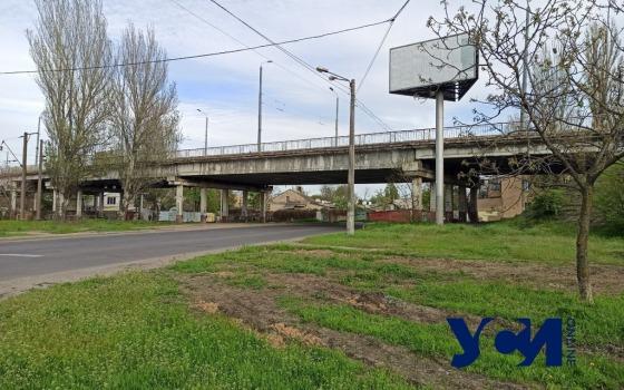 Полицейские помешали одесситу спрыгнуть с Ивановского моста «фото»