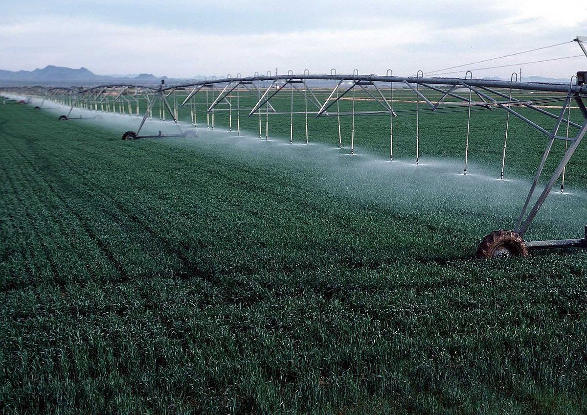 В Одесской области намерены увеличить площадь орошаемых земель на 30 тысяч га «фото»