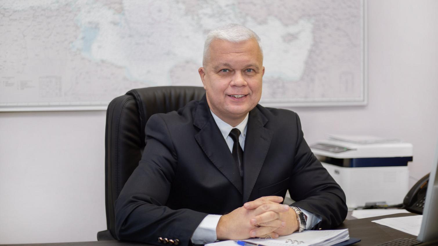 Продержался меньше года: руководитель Морской администрации подал в отставку (аудио) «фото»